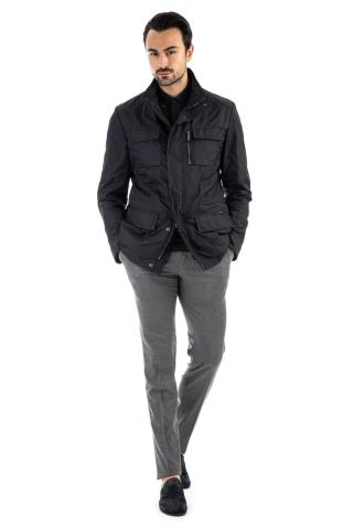FIELD JACKET IN NYLON LIGHT MOD. MANOLO-KM