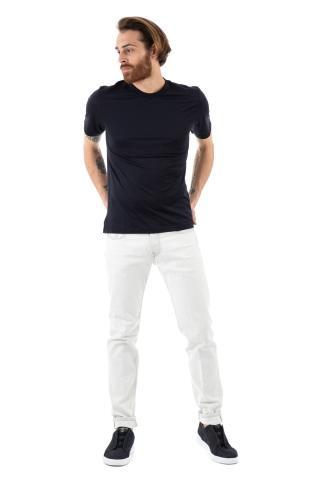 T-shirt manica corta cotone giza 60/2