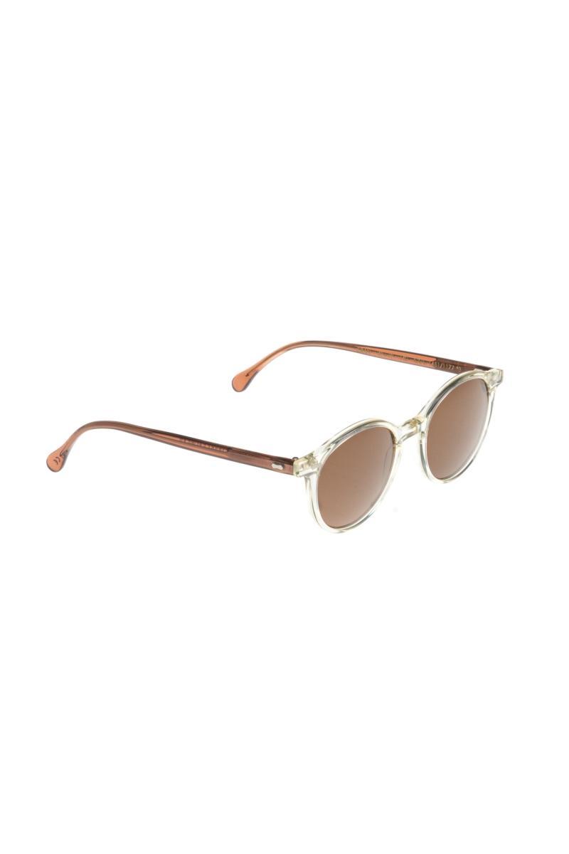 occhiali artigianali modello cran