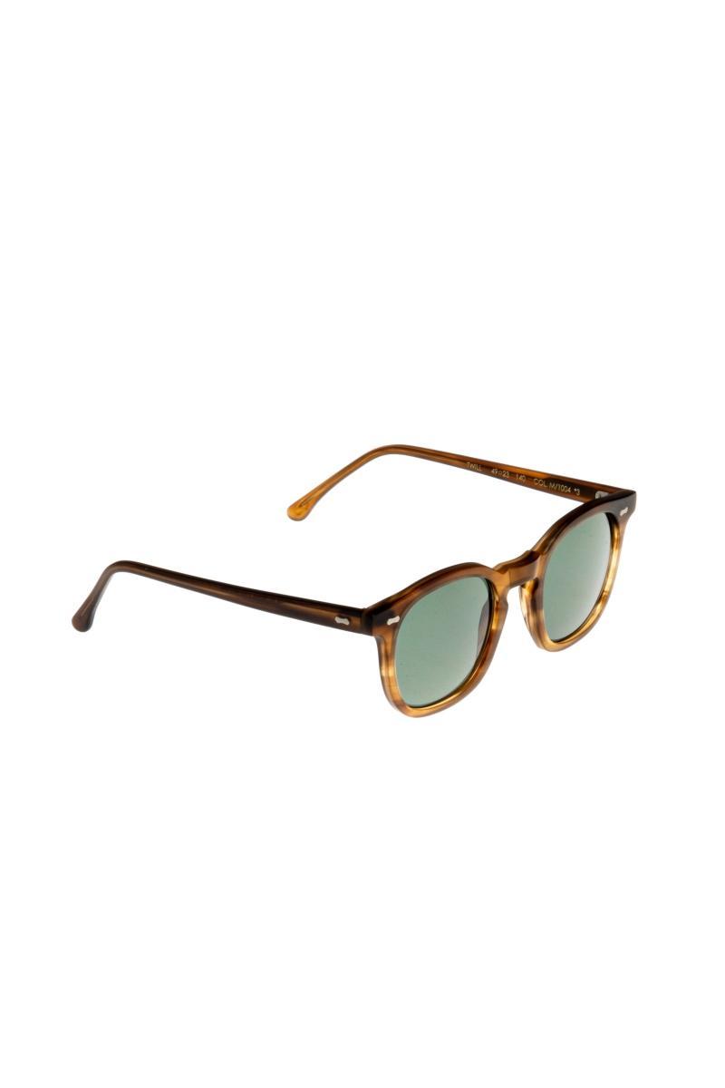 occhiali artigianali eco-friendly modello twill