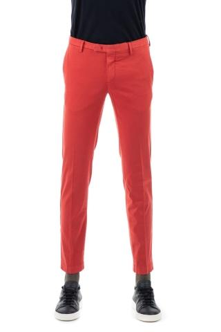 PANTALONE IN COTONE CANNETE' SKINNY FIT