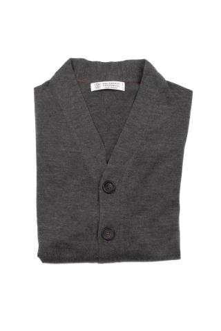 CARDIGAN IN FINEZZA CASHMERE-SETA