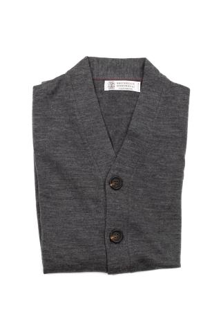CARDIGAN IN FINEZZA LANA-CASHMERE