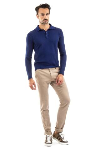POLO IN CASHMERE