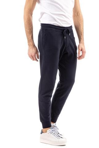 Pantalone felpa in cotone mod. jogging
