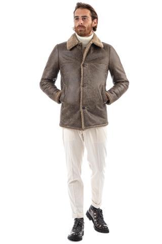 Montone-cappotto artigianale