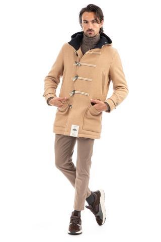 Montgomery in lana modello atlantic
