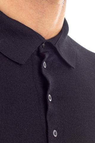 polo in lana superfine super 140's