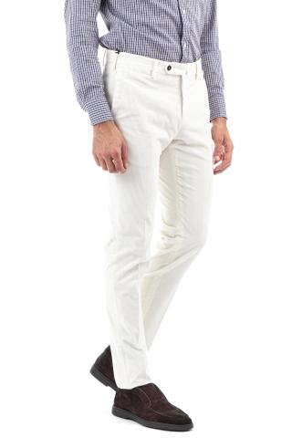 PANTALONE IN VELLUTO SUPERSOFT SUPERSLIM FIT