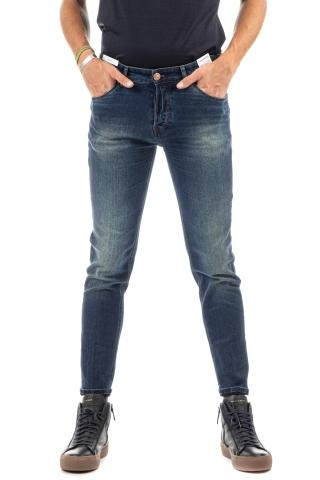 JEANS INDIGO SPECIAL TAPERED FIT