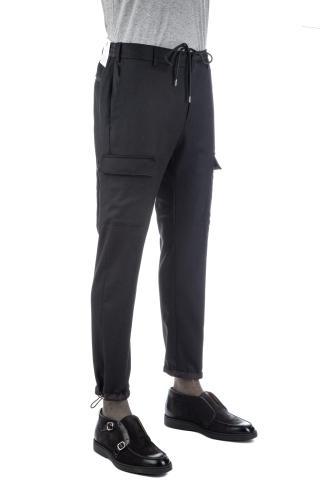 Pantalone in flanella active lambdacargo