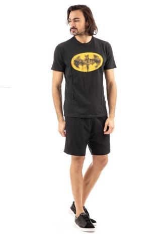 Tshirt in cotone stampa batman