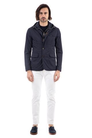 Giacca-outerwear in nylon mod. vespucci tj