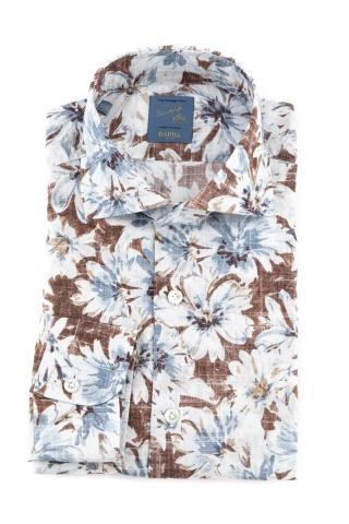 Camicia floreale in cotone dandylife