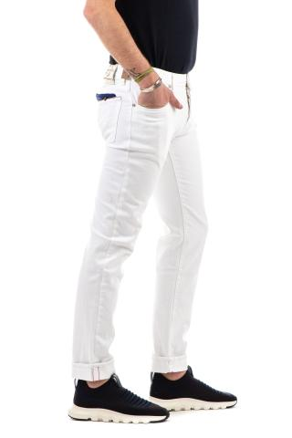 Jeans bianco limited edition j688 comfort