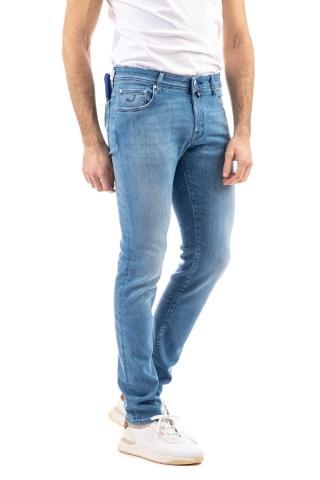 Jeans j622slim comfort j rilievo etichetta blu