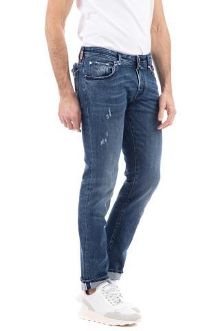 Jeans limited edition etichetta beige j622 comfort