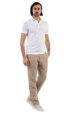 Polo in ice cotton extrafine
