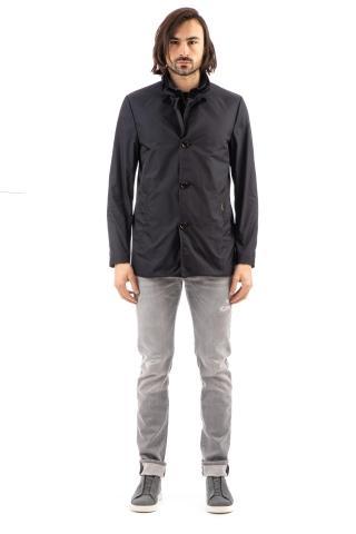 Car coat in nylon leggero mod. bernini-km