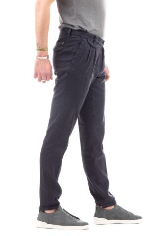 Pantalone amalfi in lino-cotone