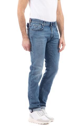 Jeans limited edition j688 comf etichetta rossa