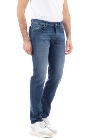 Jeans luxury edition j688 comf etichetta gialla