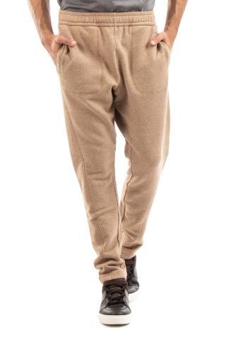 Pantalone felpa in caldo cotone