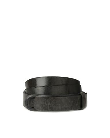 Cintura senza fibbia in pelle delave'