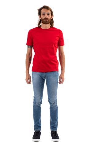 T-shirt in cotone supersoft e dettaglio catarifrangente