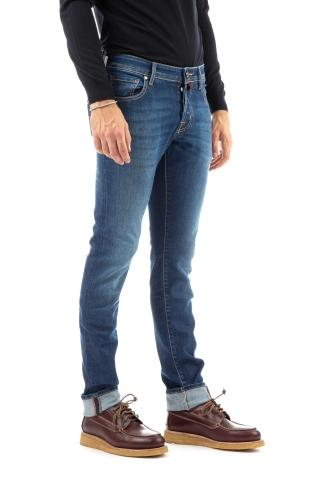 Jeans luxury edition etichetta coccodrillo nick fit