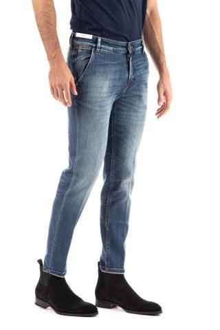 Jeans tasca america mod. indie