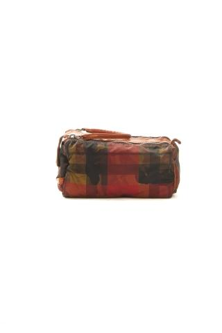 BEAUTY IN TELA VELA STAMPA TARTAN