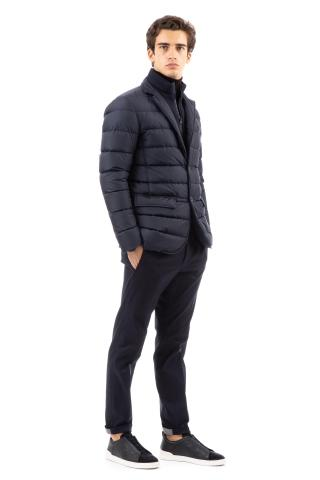 Piumino-giacca linea sub-zero