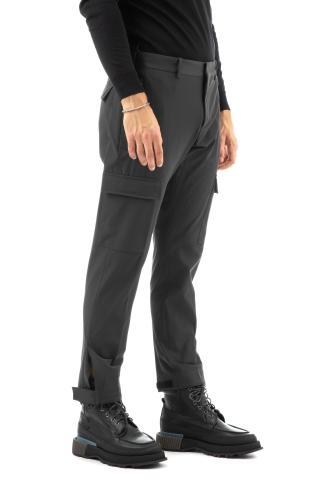 Pantalone active linea lambda con tasconi laterali