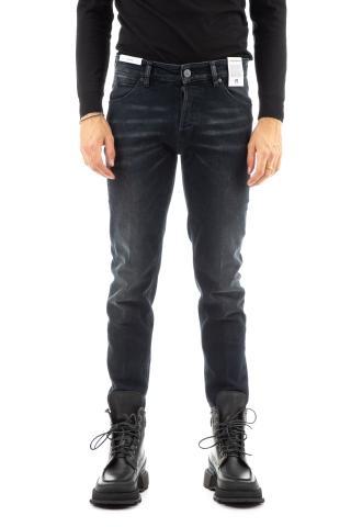 Jeans grigio reggae fit