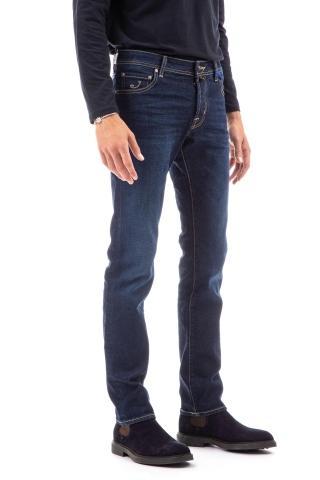 Jeans kintsugi cotone-cashmere nick fit