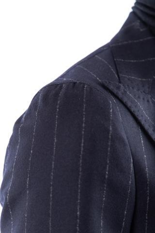 abito in lana drop 8 linea pino lerario