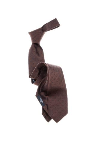 cravatta sartoriale 7 pieghe