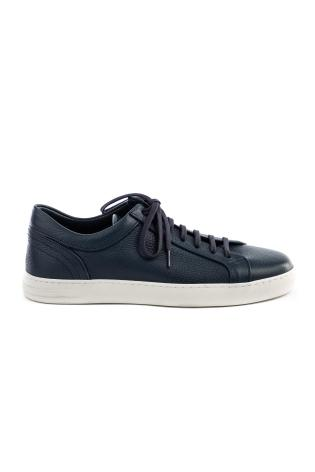 SNEAKER SUPERSOFT IN PELLE DI CERVO