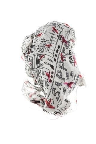 sciarpa artigianale mod. japan